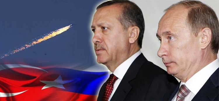 After months of tension- Turkey and Russia agree to mend tense ties