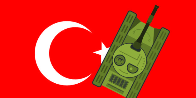 The military coup attampt permits Erdoğan to reshape Turkey's institutions