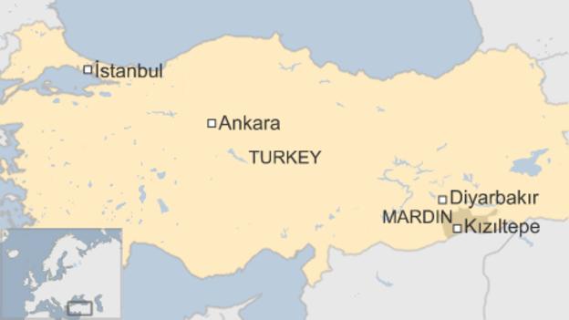 Turkey-PKK conflict- Eight killed in twin bomb blasts