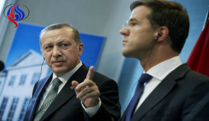 """Dutch PM Says Erdogan's Srebrenica Charge """"Disgusting Distortion of History"""""""